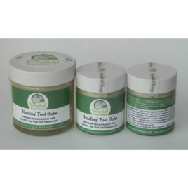 'Heeling' Foot Balm – Lemon Mint – 50g