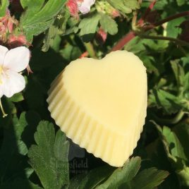 Mango Butter Lotion Bar – Geranium and Mandarin