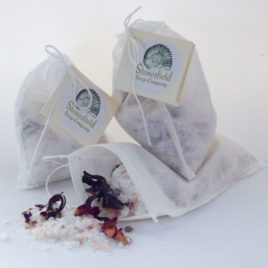 Petites Poches de Bain – 'Rosamunde'